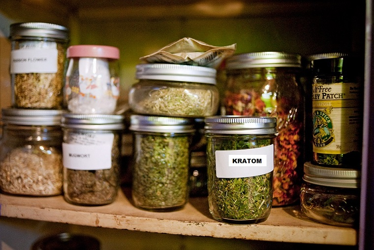 how to store kratom